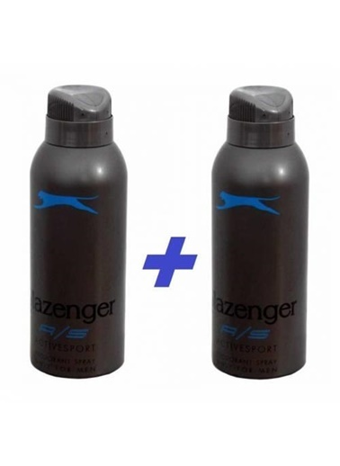 Slazenger Active Sport Deodorant Mavi * 2 Adet *  Renkli